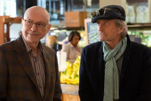 the kominsky method, michael douglas, alan arkin, netflix, serie, kritik, review