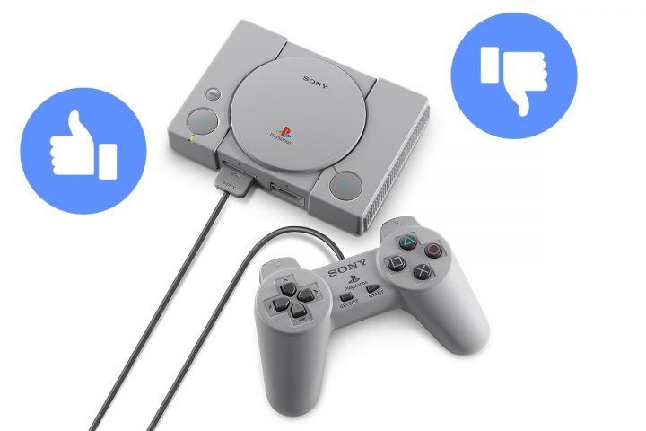Playstation Classic kaufen? 5 Gründe dafür und 5 dagegen