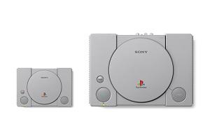 Playstation Classic, Größe, Vergleich, Original, Playstation 1