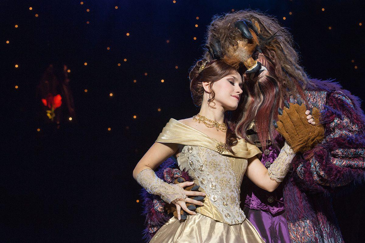 Die Schöne und das Biest – so verzaubert das Musical Wien