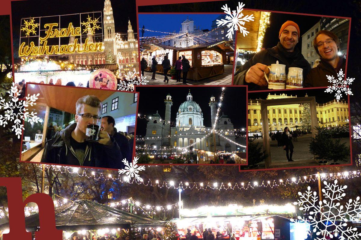 Die 10 besten Wiener Christkindlmärkte im Check: Alle Infos auf einen Blick