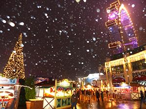 wintermarkt am riesenradplatz, wien, 2018, prater, riesenrad, adventzeit
