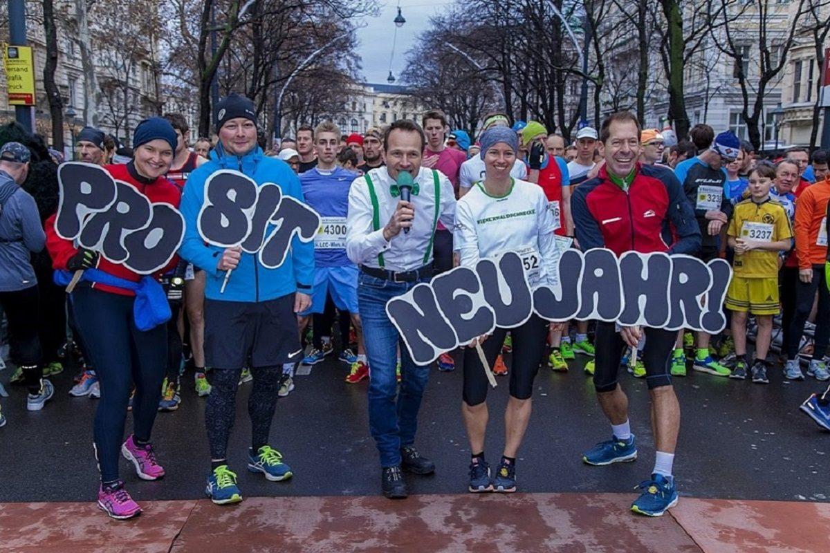 Silvesterlauf 2018 in Wien – das letzte Mal auspowern im alten Jahr