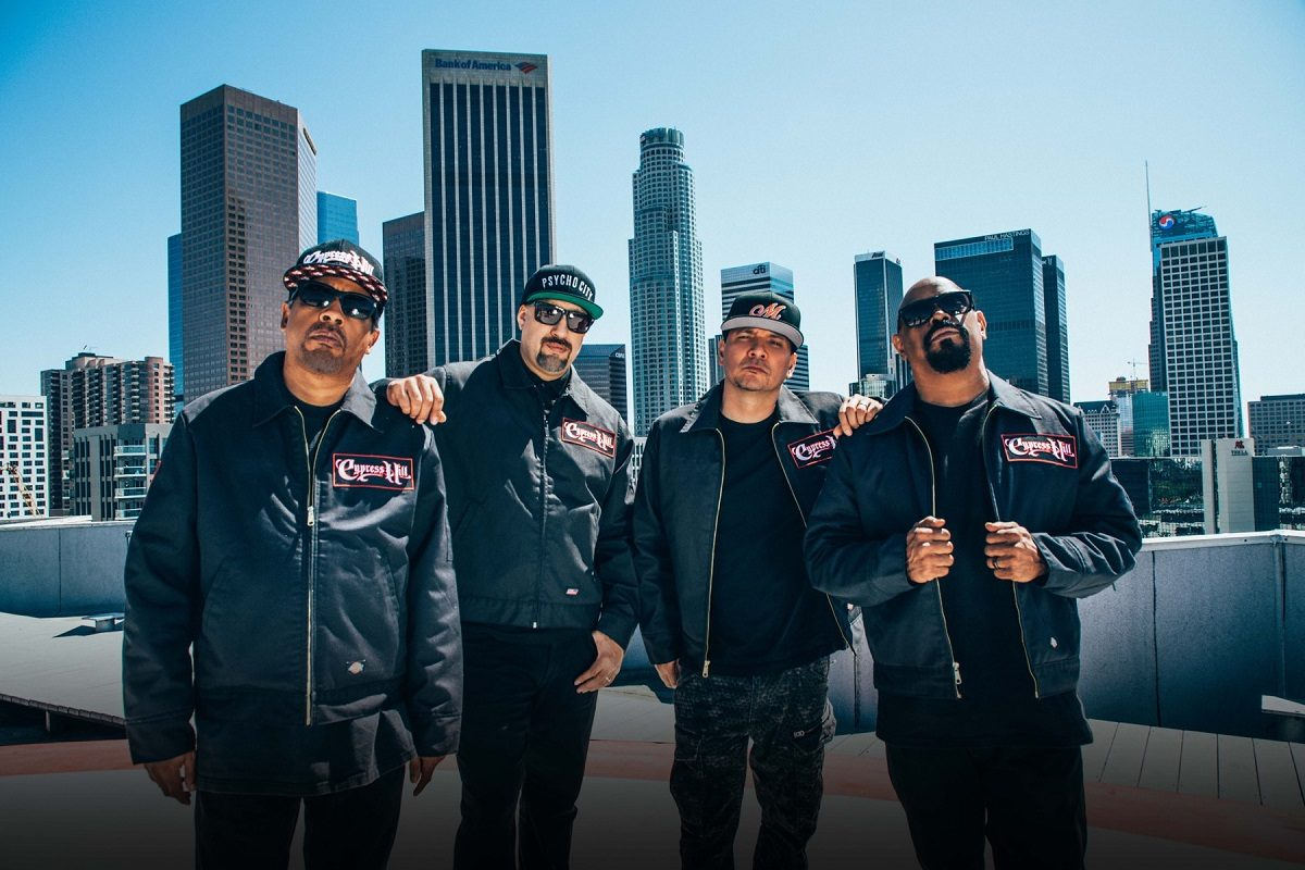 Cypress Hill: Hip-Hop-Elefanten mit feinstem Stoff in Wien