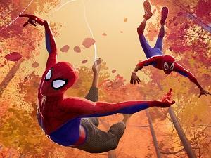 peter parker, spider-man, miles morales