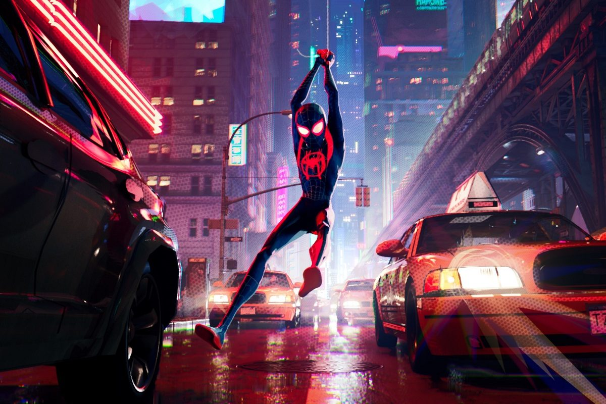 Spider-Man in der Filmkritik – womit A New Universe punktet!