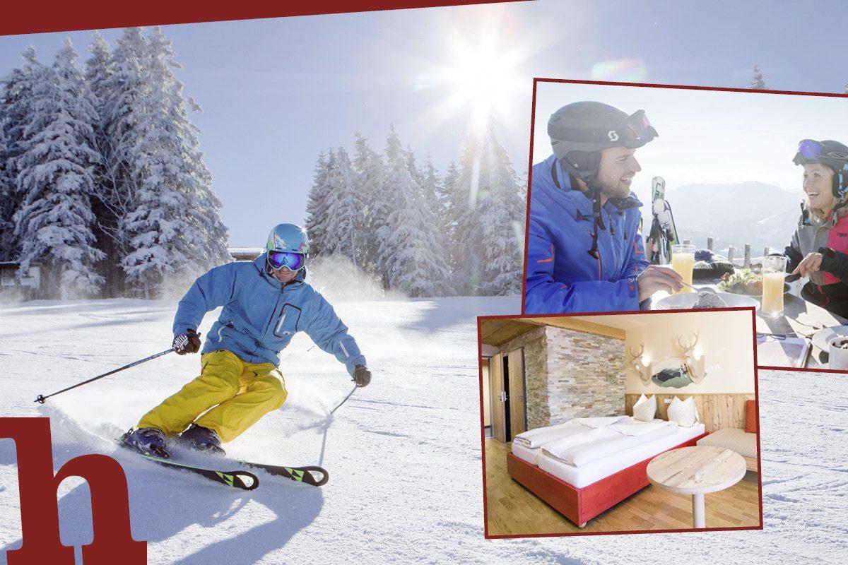 Annaberg-Gewinnspiel: Gewinnt Traum-Skitag für 2 mit Quartier!