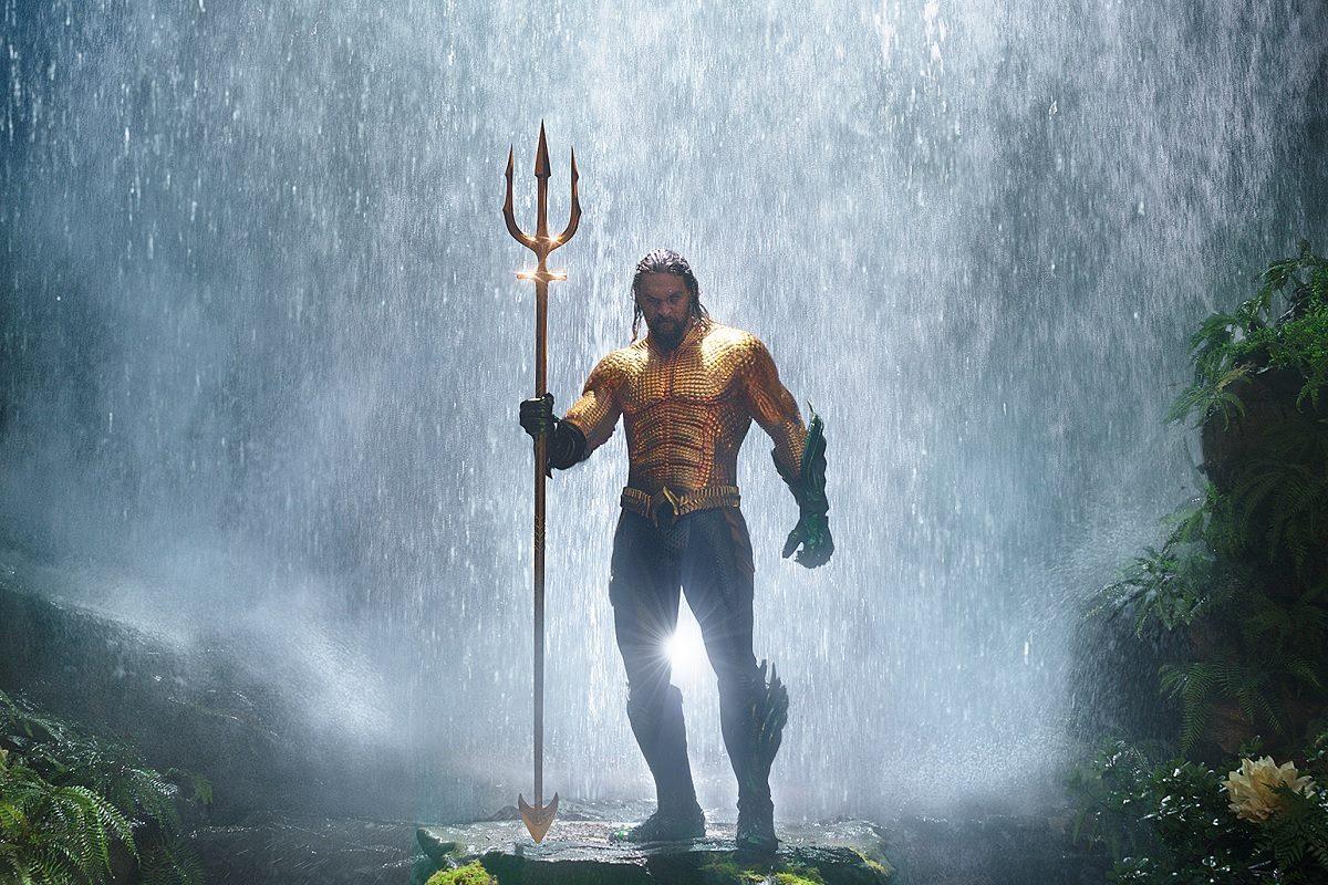 Aquaman – Kritik: Toll in seinem Element