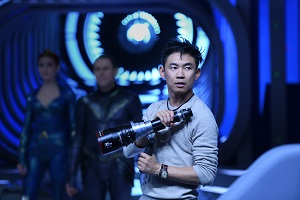james wan, regisseur, aquaman