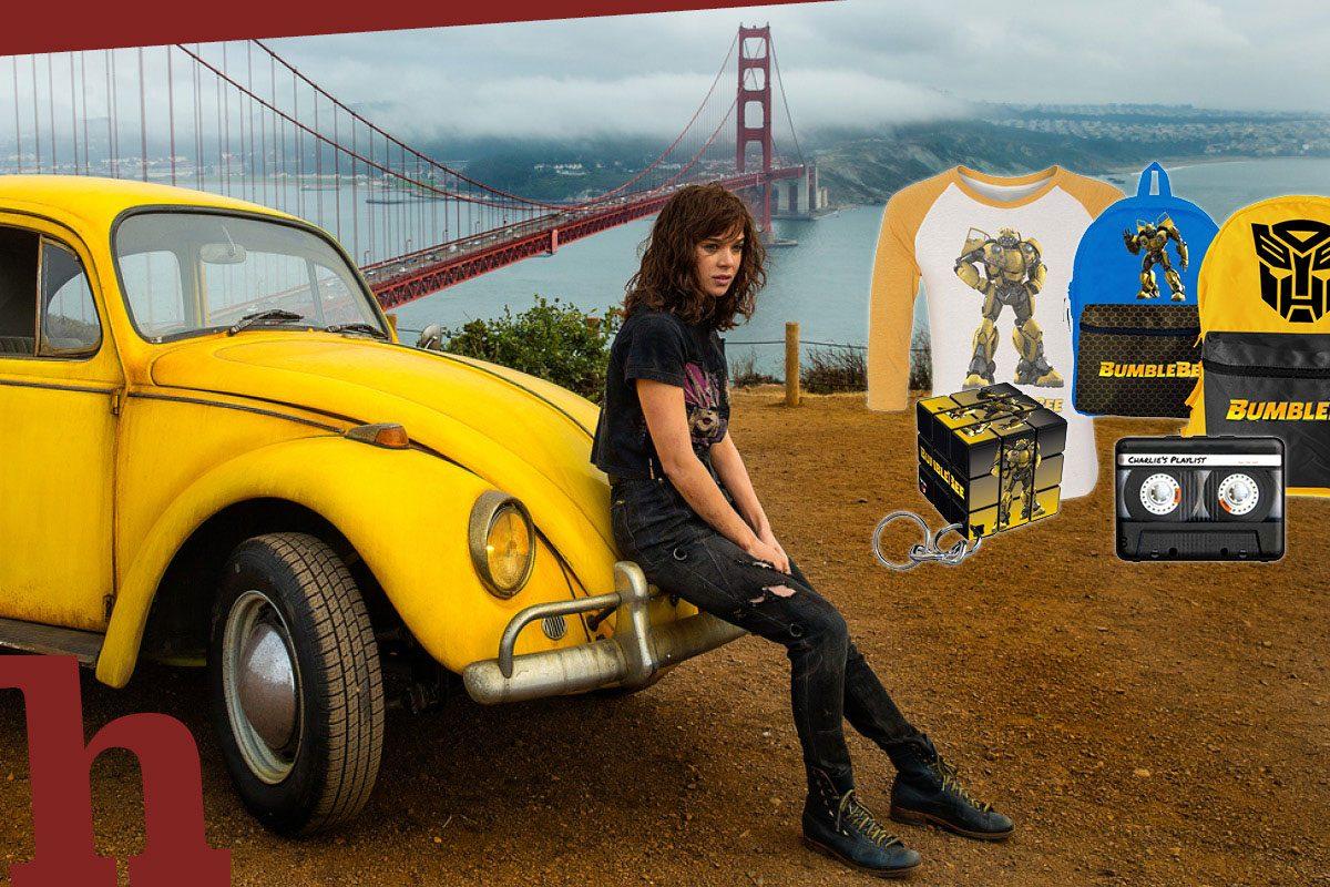 Bumblebee: Kritik und Gewinnspiel zum neuen Transformers-Film