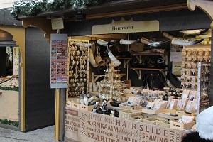 Standl, Weihnachtsmarkt, Schloss Belvedere, Horn. Handwerk