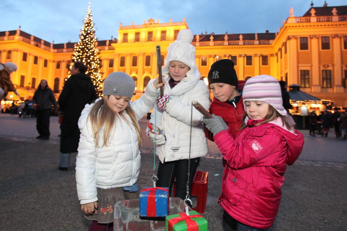 Warten auf Weihnachten in Wien – 10 Kinder-Tipps für den 24.12.