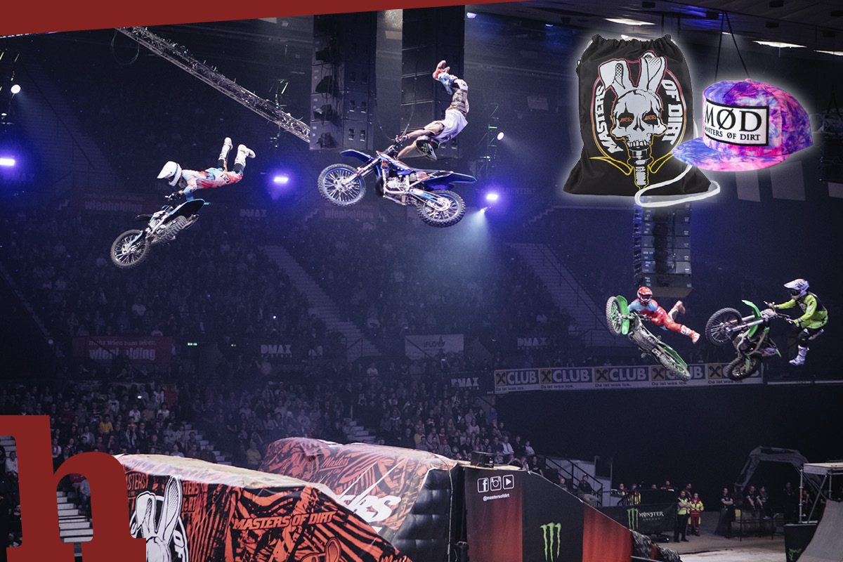 Masters of Dirt – gewinnt Tickets & Goodies für Show in Wien!