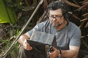 Regisseur, Andy Serkis, Making of, Mogli, Kamera