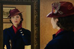 emily blunt, mary poppins, spiegelbild, filmkritik