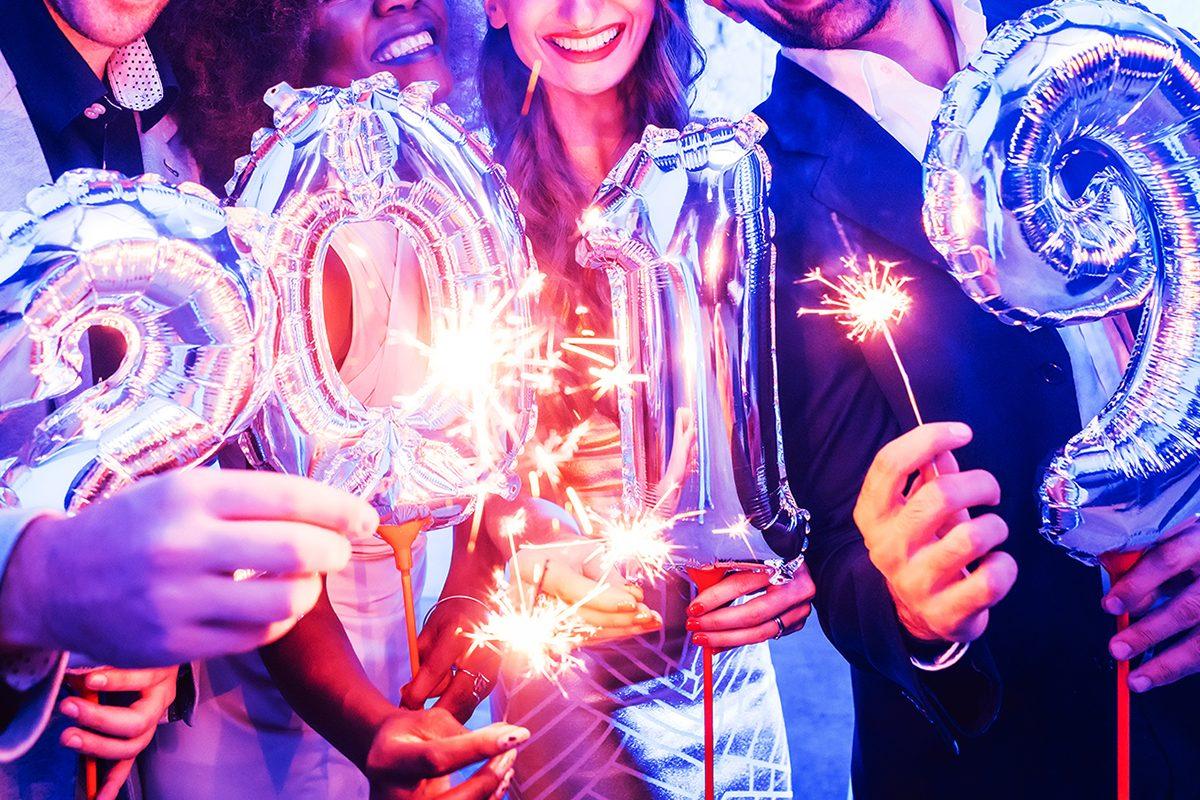 Silvesterpartys 2018 in Wien – mittendrin oder hoch hinaus?