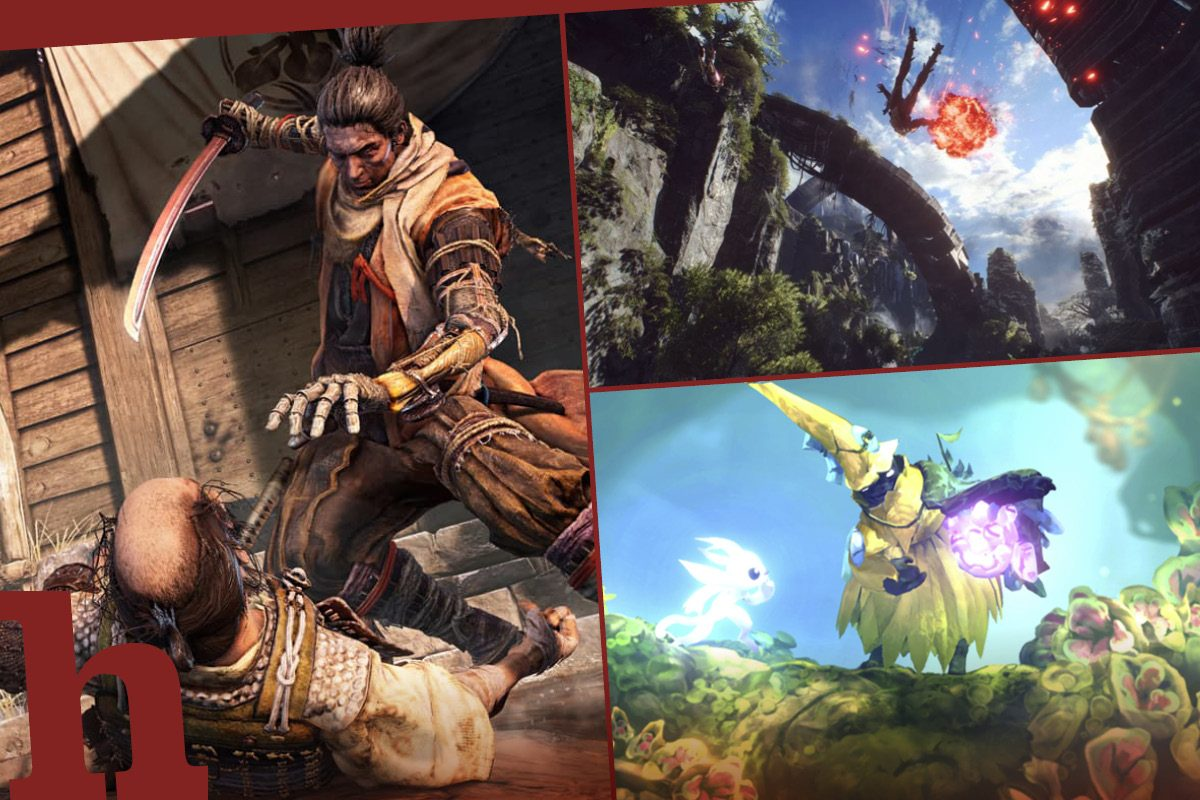 Spiele 2019: 9 Game-Releases, die uns fix das neue Jahr versüßen