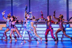 musical, highlights, performance, choreografie