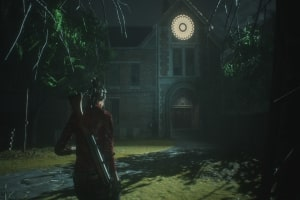 Resident Evil 2 Review, Waisenhaus, Claire,