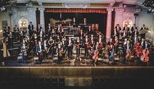 star wars konzert, pilsen, orchester, musiker, pilsen philharmonic orchestra