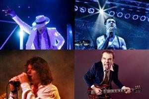 18 tolle Coverbands und Tribute-Konzerte 2019 in Österreich