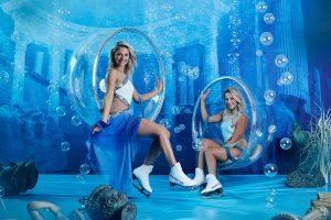 Holiday on Ice Atlantis in Wien: Neue Show mit psychedelischem Flair