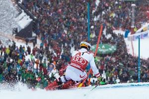 Marcel Hirscher, ganslernhang, slalom, kitzbühel
