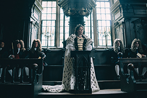 the favourite, olivia colman, queen anne, robert harley, england, frankreich, review