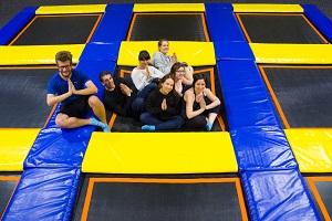 trampoline, yoga , jumpmaxx, test, wien, helden der freizeit, natali