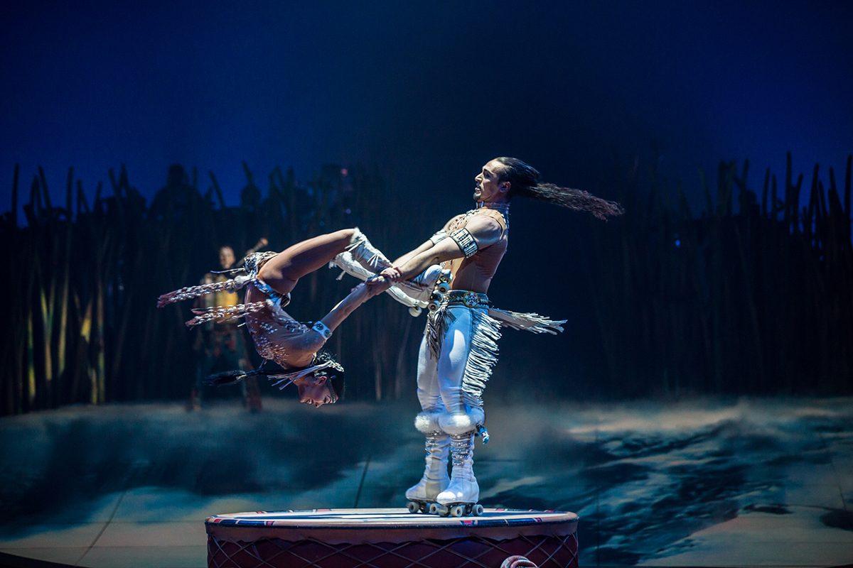 Cirque du Soleil in Wien: Was du zur Totem-Show wissen musst