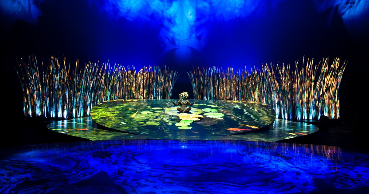 Cirque Du Soleil Wien