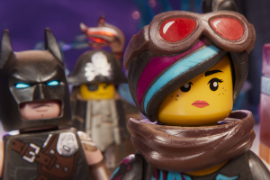 Lego Movie 2, Animation, Lucy, Batman, Eisenbart
