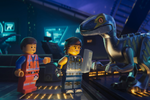 Lego Movie 2, Animation, Emmet, Rex,