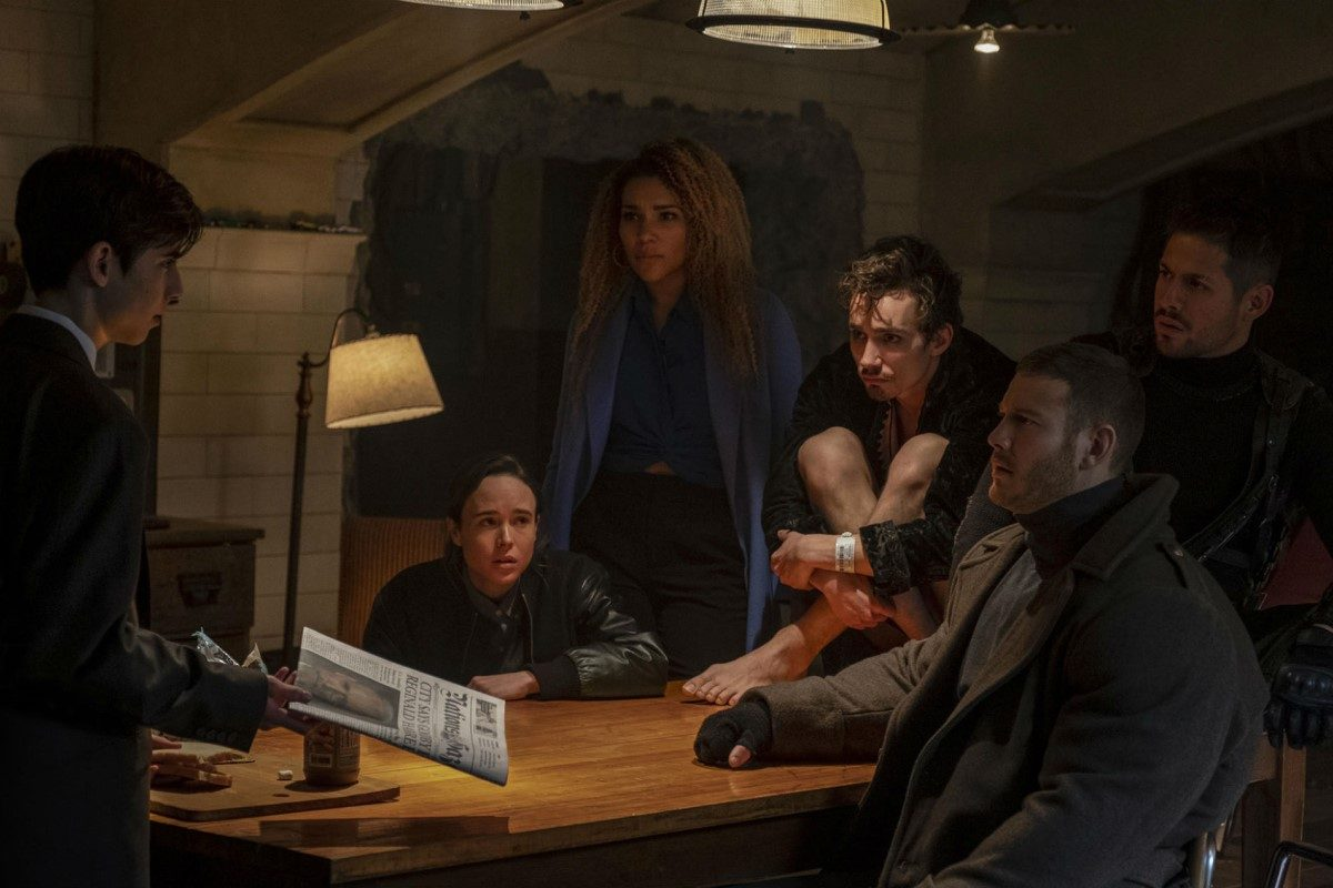 The Umbrella Academy – Kritik: Superhelden erfrischend anders