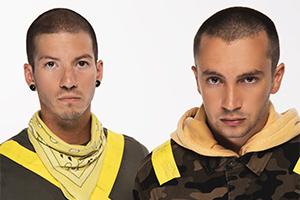 Twenty One Pilots, Josh, Tyler