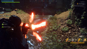 anthem, bioware, action, gameplay