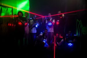 Lasertag: Gewinn Match in Wien für dich und 3 Freunde!