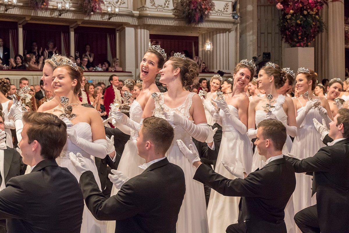 Wiener Opernball: Präsente, Promis und Programm 2019
