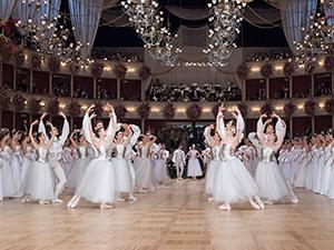 opernball 2019, ballett, komitee, staatsballett