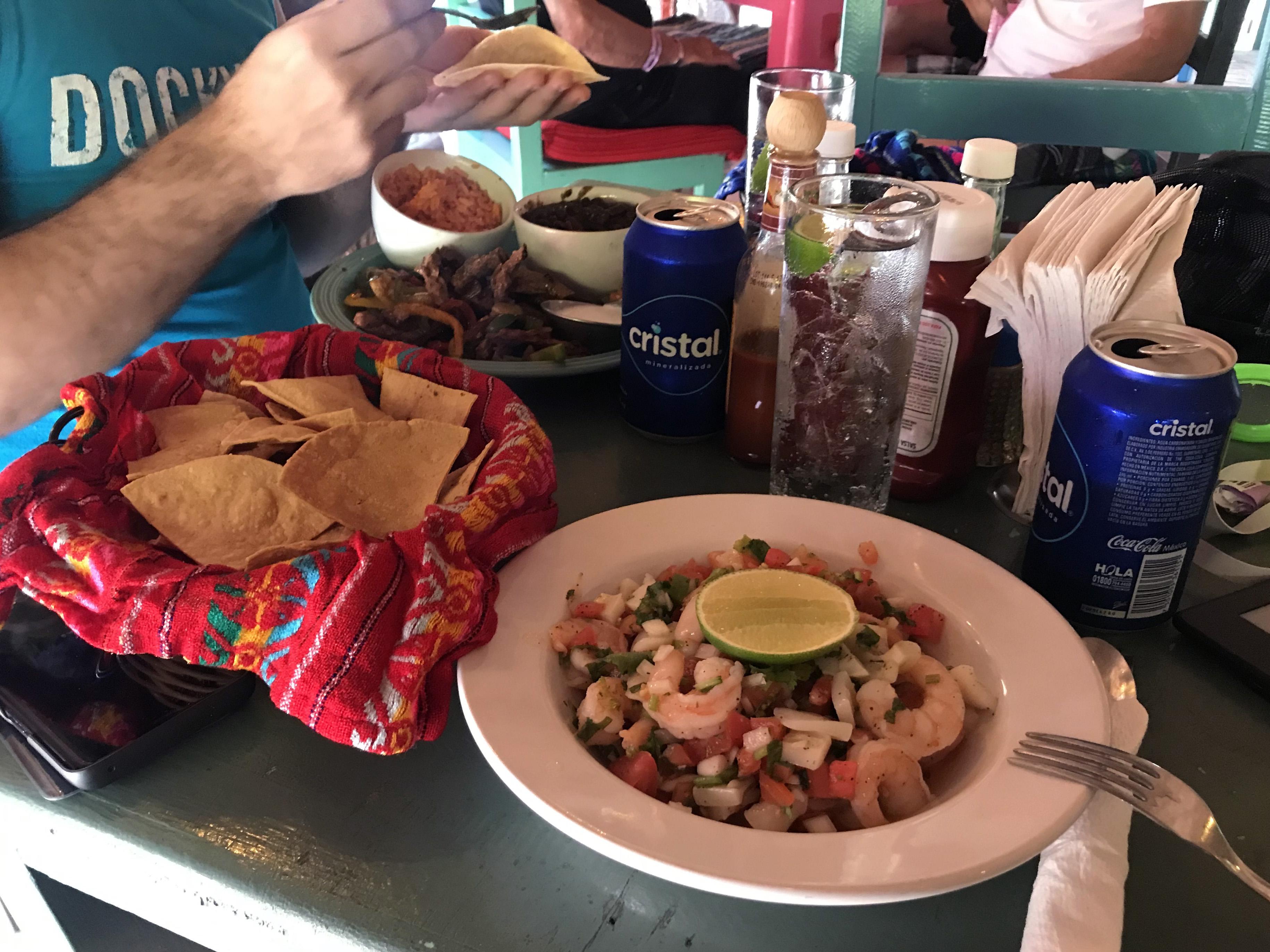 mexiko, reise, tipps, tacos, streetfood, ceviche, taqueria
