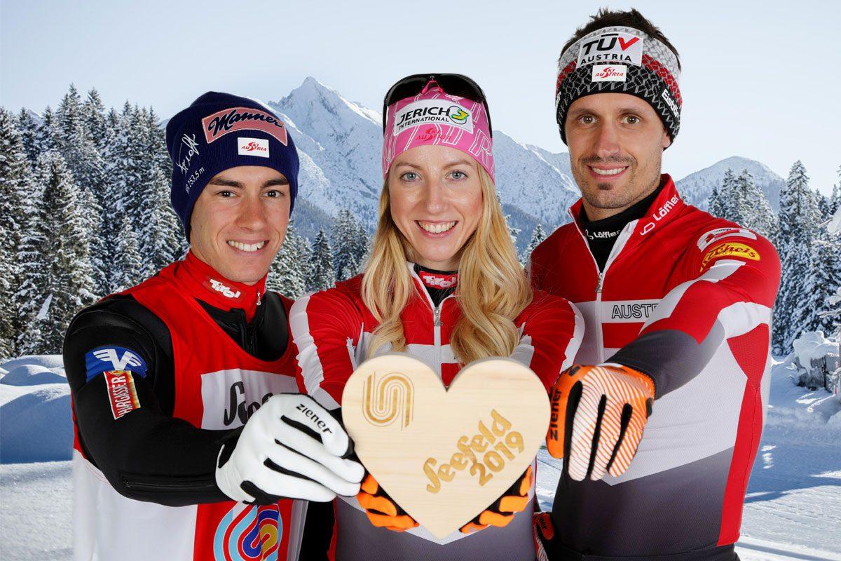 Nordische Ski-WM in Seefeld: Das Programm und die ÖSV-Chancen