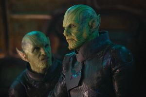 Captain Marvel, Review, Skrull, Außerirdische, Ben Mendelsohn,
