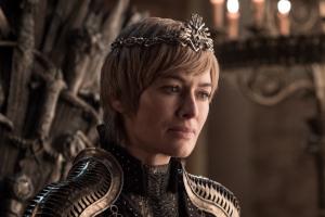 Game Of Thrones, Cersei, Königsmund, Krone, Eiserner Thron,