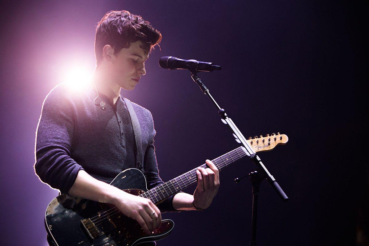 Shawn Mendes in Wien: Jungstar bringt frischen Wind in die Stadthalle