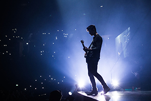 Shawn Mendes, Live, Konzert, Lichtshow