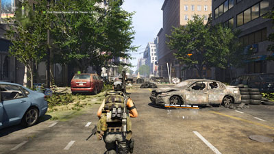 the division 2, straße, test, review, gameplay