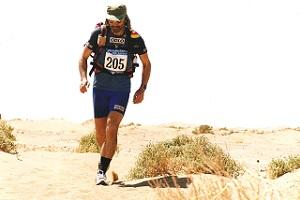 josef kladensky, marathon des sables, laufen, wüste, ultraläufer, sahara, marokko