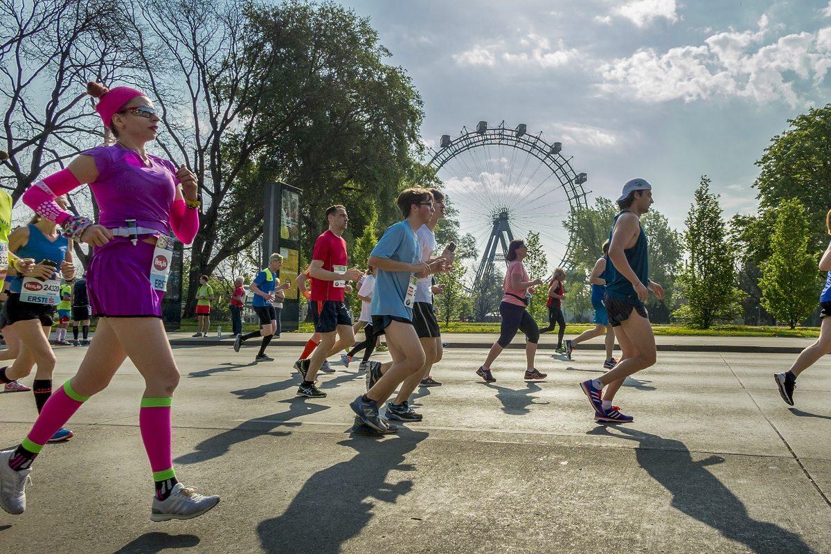 Wien-Marathon 2019: Strecke, Programm und alles, was du wissen musst