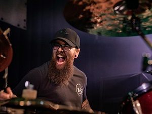 dying eden, drummer