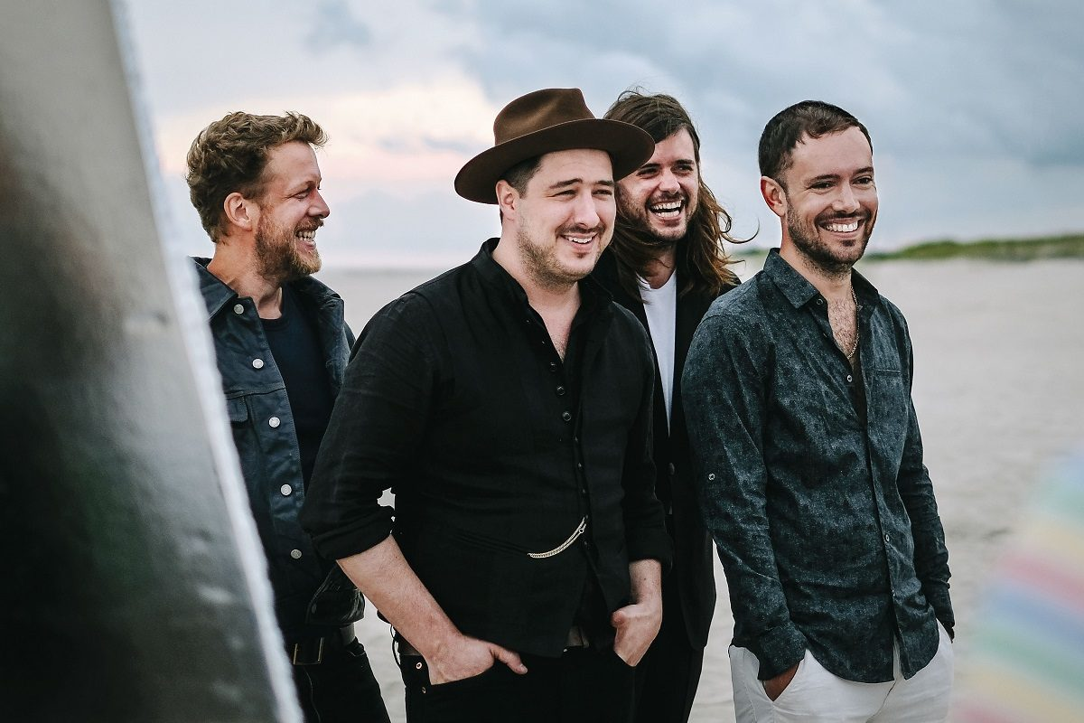 Mumford and Sons in Wien – was ihre Live-Shows so cool macht!